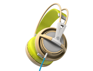 Слушалки SteelSeries Siberia 200 Gaia Green