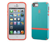 Калъфи Speck CandyShell Flip за iPhone 5/5S/SE, Pool Blue/ Salmon