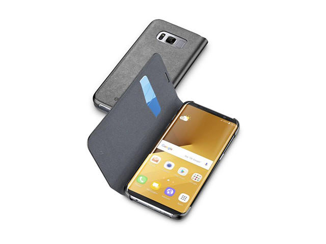 Калъфи Cellular line Book за Samsung Galaxy S8 Plus