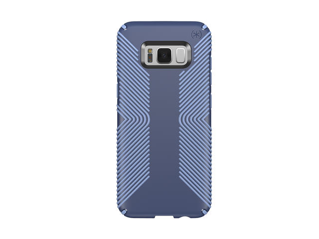 Калъфи Speck Samsung Galaxy S8 Presidio Grip - Marine Blue/Twilight Blue