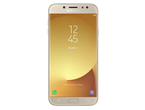 Смартфони Samsung Galaxy J7 (2017) Duos 16GB, златист цвят