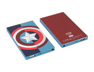 Батерии Tribe Marvel Captain America Power Bank 4000 mAh