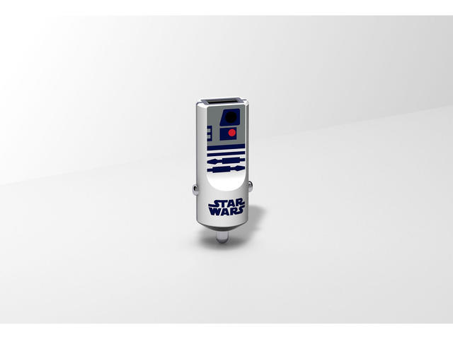 Захранвания Tribe Star Wars R2-D2 Car Charger