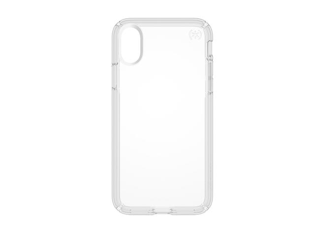 Калъфи Speck iPhone X Presidio Clear - Clear/Clear