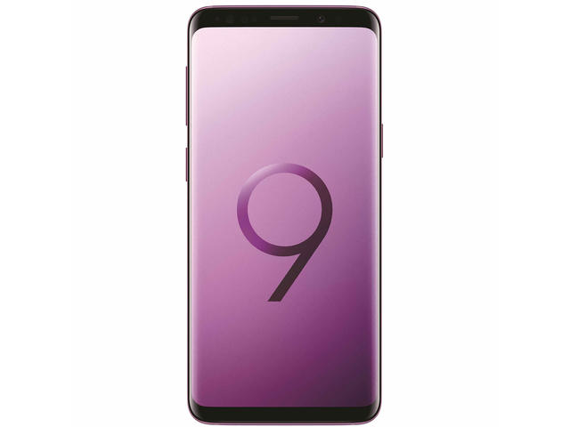 Смартфони Samsung Galaxy S9, 64GB, лилав цвят