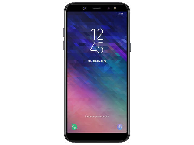 Смартфони Samsung Galaxy A6 (2018) 32GB, черен цвят