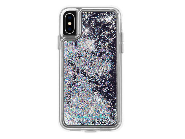 Калъфи CaseMate Waterfall Case за Apple iPhone Xs Max, бяло