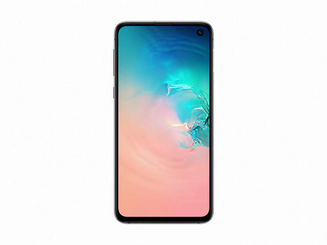 Смартфони Samsung Galaxy S10e 128GB, бял цвят