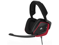 Слушалки Corsair VOID Pro Surround Premium Dolby 7.1 Red