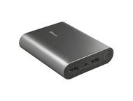 Батерии Trust Luco Metal Powerbank 10000 mAh