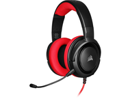 Слушалки Corsair HS35 red