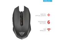 Мишки TRUST GXT 115 Macci Wireless Gaming Mouse