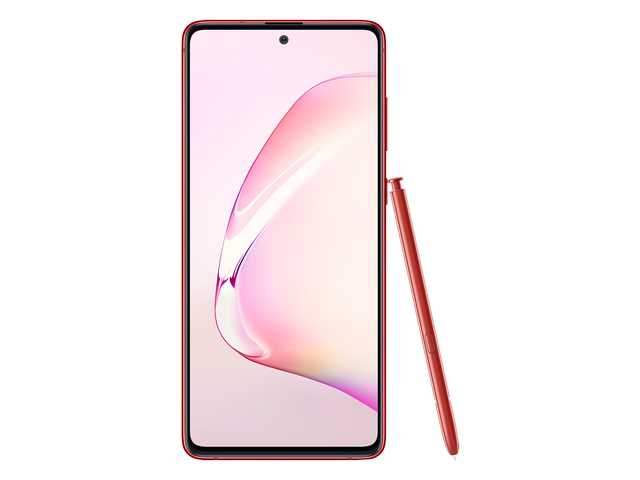 Смартфони Samsung Galaxy Note10 Lite 128GB Dual SIM, Aura Red