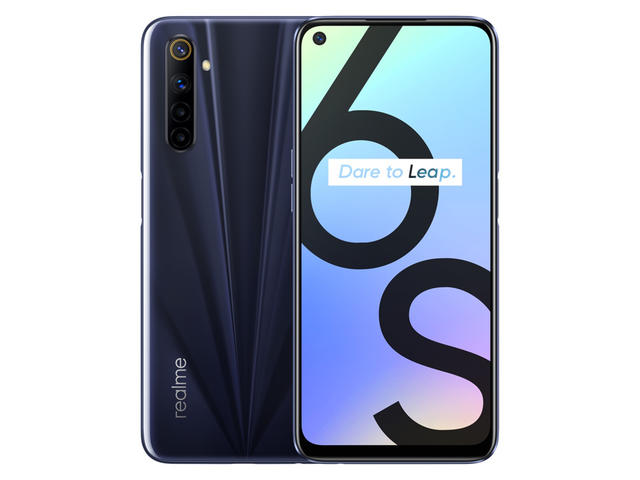 Смартфони Realme 6S 64GB Eclipse black