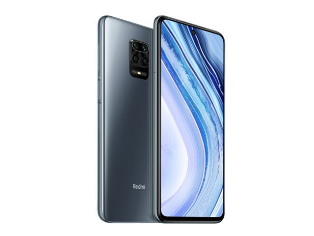 Смартфони Xiaomi Redmi Note 9 Pro 128GB Interstellar Grey (EEA)
