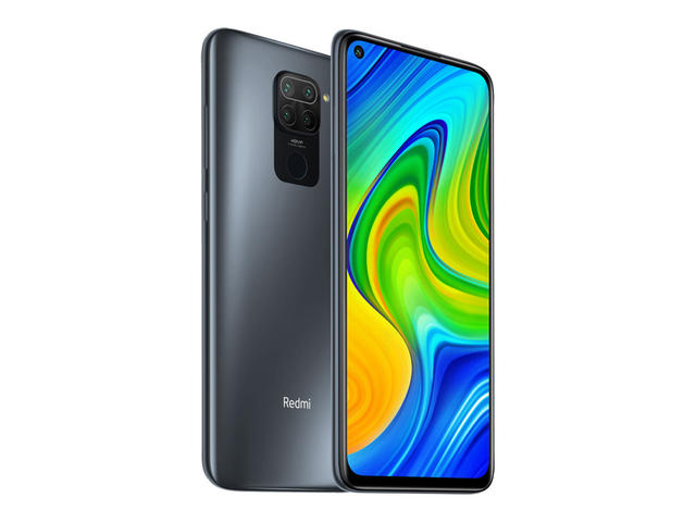 Смартфони Xiaomi Redmi Note 9 64GB, Black