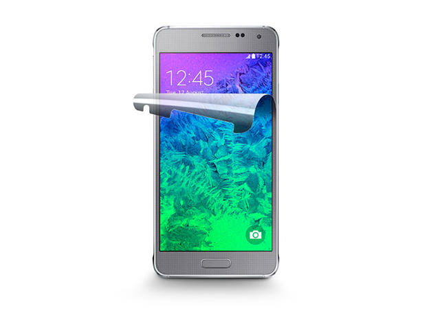 Защитно фолио Cellular line за Samsung Galaxy Alpha