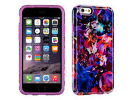 Калъфи Speck CandyShell Inked за iPhone 6, LushFloral Pattern/Beaming Orchid Purple
