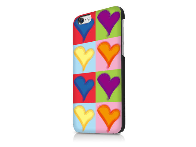 Калъфи Itskins  iPhone 6 Hamo калъф Graphic, Color Heart