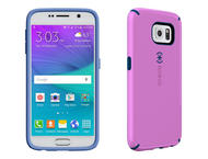 Калъфи Speck CandyShell за Galaxy S6 Orchid Purple/Deep Sea Blue