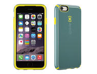 Калъфи Speck CandyShell за iPhone 6, Charcoal Grey/Antifreeze Yellow