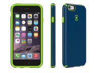 Калъфи Speck CandyShell за iPhone 6, Deep Sea Blue/Tennis Ball Green
