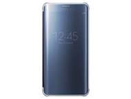 Калъфи Samsung Galaxy Edge + Clear View Cover, в синьо
