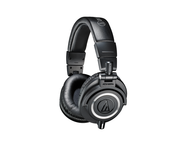 Слушалки Audio-Technica ATH-M50x Professional Monitor, в черно